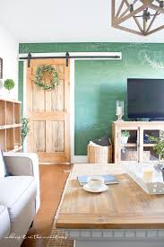 Interior Design Farmhouse Style One Room Challenge Week Six Farmhouse Style Family Room Reveal