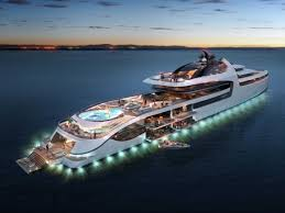 Mega Yacht Floor Plans by This Mega Yacht Could Have 2 Pools 2 Movie Theaters 2 Helipads