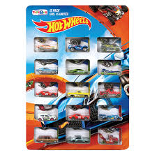 cool car toy wheels 15 car pack styles vary mattel toys
