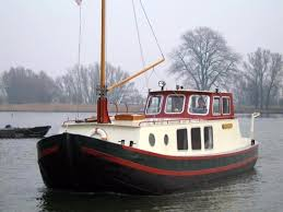 Barge Draft Tables 1922 Dutch Canal Barge Power Boat For Sale Www Yachtworld Com