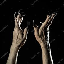 old female hands with long nails u2014 stock photo tverdohlib com