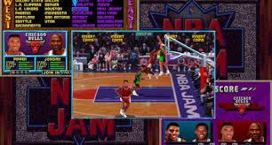Nba Jam Cabinet Nba Jam Creator May Still Have Rare Version With Michael Jordan