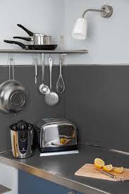 cuisine peinte en gris peinture cuisine les couleurs collection et enchanteur peinture