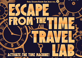 escape from the time travel lab scrap review escape room tips