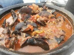 cuisine ivoirienne kedjenou la sauce kedjenou d escargot linfodrome