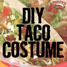 how to dress like a taco for halloween fuzzys taco shop blog