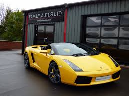 used lamborghini aventador price used lamborghini gallardo spyder 2dr e gear for sale in brigg