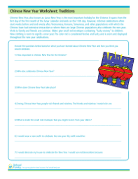 chinese new year worksheets schoolfamily