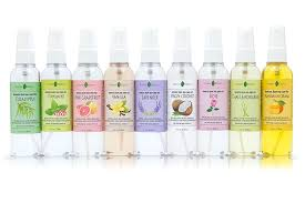 amazon com lavender room and linen spray natural aromatic mist