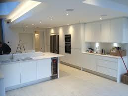 London Kitchen Design Kitchen Showroom Wimbledon South West London J Profile Handle Less