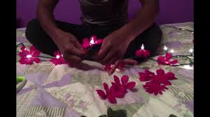 Dorm Room Lights by Flower Lights Tutorial Dorm Room Decoration Idea Youtube