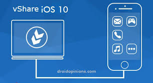 apk installer ios vshare ios 10 without jailbreak iphone working