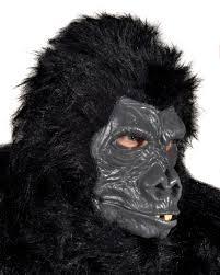 deluxe gorilla mask zagone studios