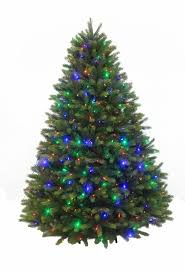 8 foot led christmas tree white lights sure lit prelit artificial christmas trees sure lit lighted