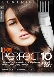 perfect 10 hair color kit