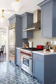 grey kitchen backsplash top 25 best blue grey kitchens ideas on grey kitchen
