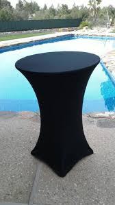 Highboy Table Cocktail Table Rentals 30