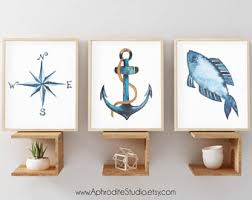 nautical and decor nautical home decor etsy