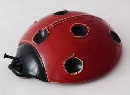 Ladybug Home Decor 12 Best Ladybug Sculpture Images On Pinterest Sculptures