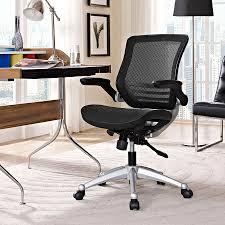 Ergonomic Office Chairs Dimension Ede Mesh Black Modern Office Chair Eurway Furniture