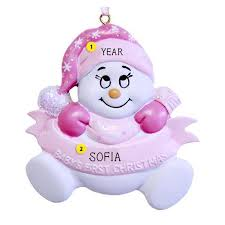 personalized baby ornaments callisters