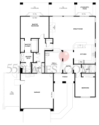 grove floorplan 1752 sq ft sun city roseville 55places com