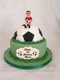 football cakes cakes arts men sport