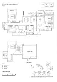 Floor Plan To Scale by Bartley Residences Floor Plan Luxury Living In Bartley