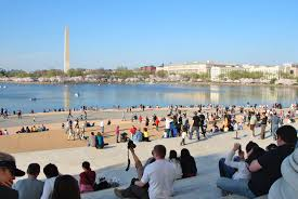 Washington Dc Attractions Map Top Spots To Photograph The Cherry Blossoms In Washington Dc