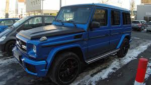 mercedes g wagon matte black mercedes benz g class w463 compilation 4 matte blue g63 cabrio