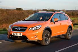 subaru crossover 2012 subaru xv 2012 car review honest john
