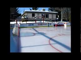 Backyard Hockey Download Best Backyard Rink In Québec Canada Youtube