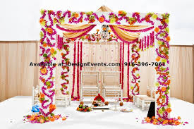 indian wedding decoration rentals wedding event planner party rentals florist page 31