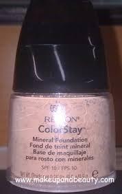 best mineral makeup brands for acne e skin revlon colorstay mineral foundation png