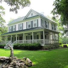 Farmhouse With Wrap Around Porch 126 Best Country Farmhouse Porches Images On Pinterest Country