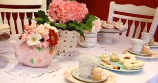 tea party table great ideas for a tea party out thrift store tea cups to
