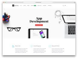 avada theme portfolio order 50 best wordpress corporate business themes of 2018 colorlib