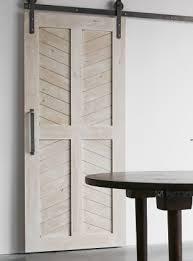 Firniture Barn Rustic U0026 Industrial Barn Doors White Shanty
