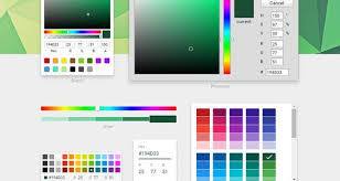 custom buttons color picker color pickers pinterest color picker