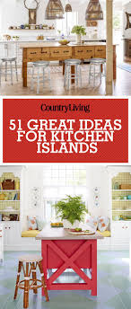 decorating ideas for kitchen islands 50 best kitchen island ideas stylish designs for kitchen islands