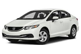 2014 honda civic lx 4dr sedan pricing and options