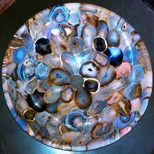 home decor multi agate sink http www nataliescottdesigns com