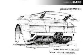 draw lamborghini murcielago lb r 660 by lb performance lb performance concept drawing 3 hr