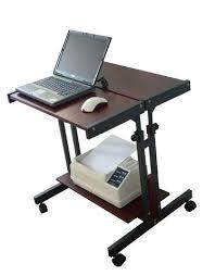 Compact Computer Desk Small Black Glass Computer Table Compact Glass Computer Table