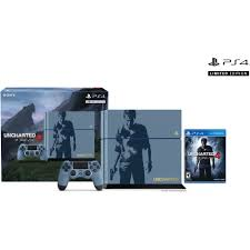 playstation 4 black friday bundle nathan drake amazon playstation 4 limited edition uncharted 4 console bundle ps4