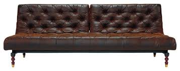 Brown Sleeper Sofa by Old Chesterfield Sofa Transitional Sleeper Sofas By