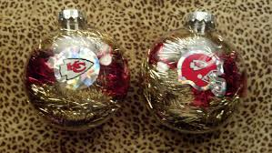 diy your favorite sports team ornament