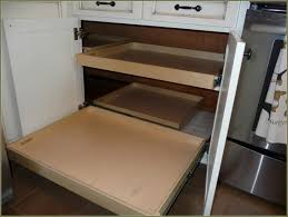 Kitchen Blind Corner Solutions Blind Corner Cabinet Pull Out Diy Cabinets Drawer Kitchen Also