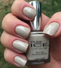 39 pure ice shore bet nail polish swatches pinterest