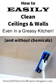 How To Clean Walls by How To Clean Grease Off Kitchen Walls Beautiful Clr Ml Oil And